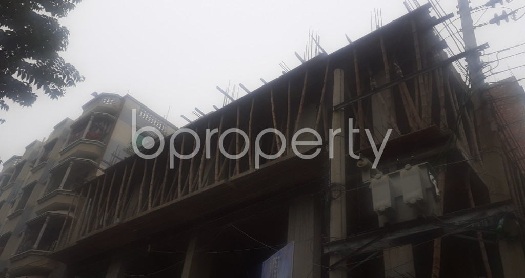 Front view - 3 Bed Apartment for Sale in Mohammadpur, Dhaka - 1977546