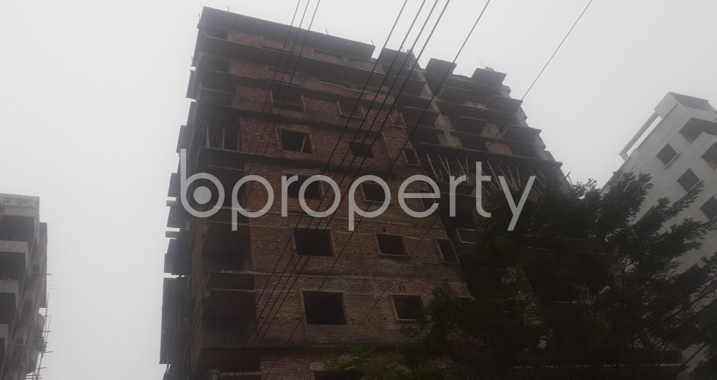 Front view - 3 Bed Apartment for Sale in Mohammadpur, Dhaka - 1977551