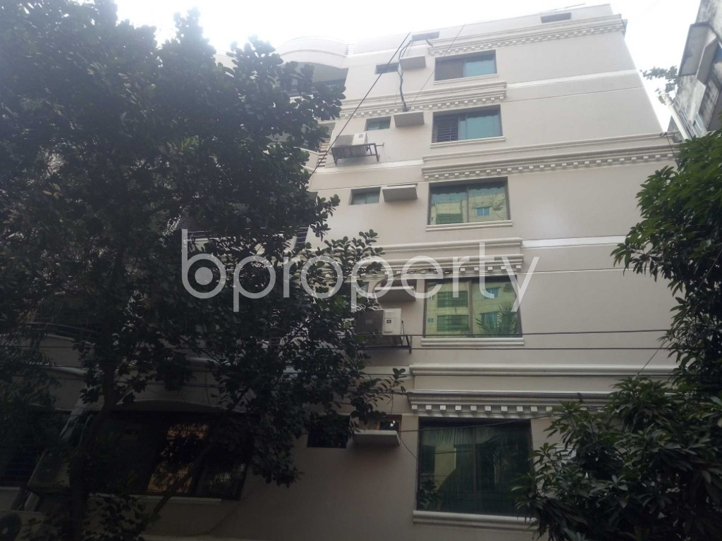 Front view - 3 Bed Apartment to Rent in Gulshan, Dhaka - 1977732