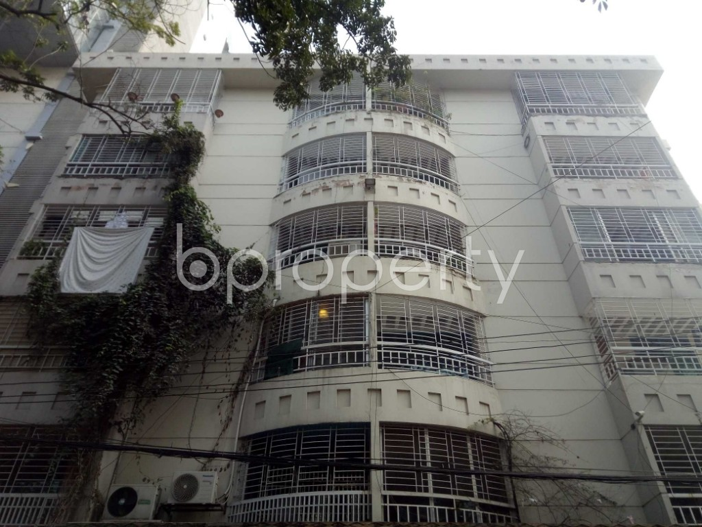 Outside view - 4 Bed Apartment to Rent in Banani, Dhaka - 1977806
