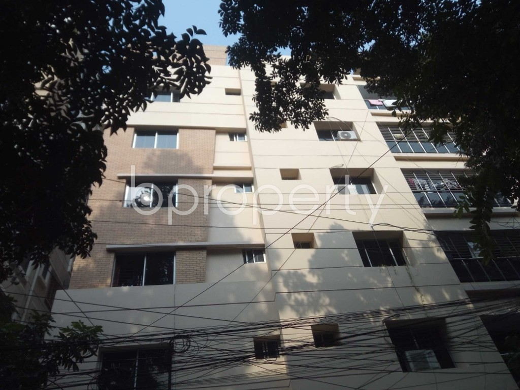 Outside view - 3 Bed Apartment to Rent in Banani, Dhaka - 1977863