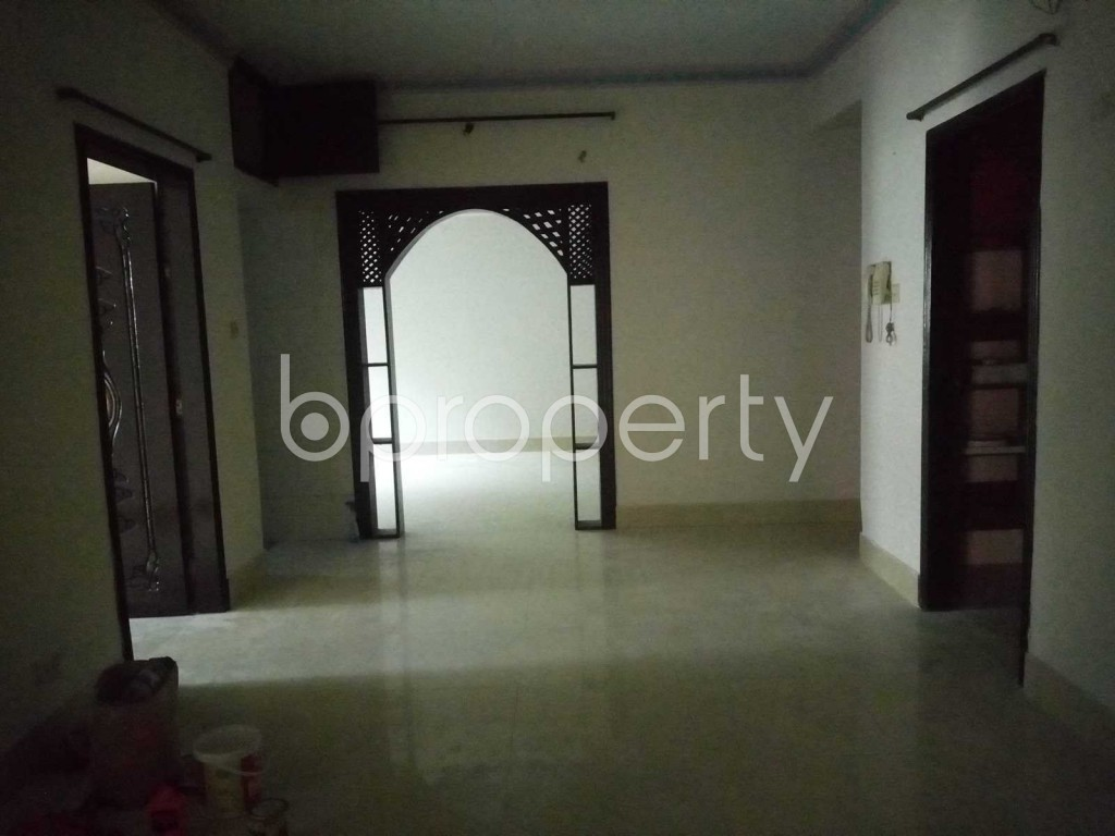 Dining area - 4 Bed Apartment for Sale in Shantinagar, Dhaka - 1977862