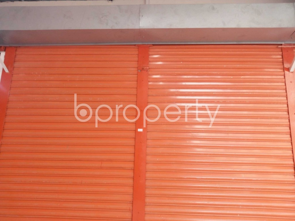 Front view - Shop to Rent in Kuril , Dhaka - 1977998