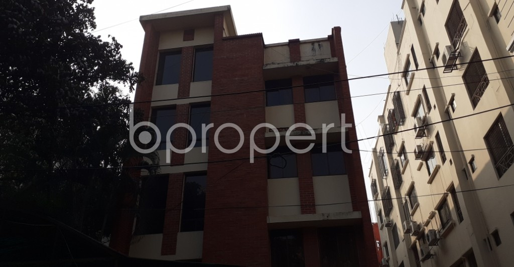 Front view - 2 Bed Apartment to Rent in Gulshan, Dhaka - 1978019