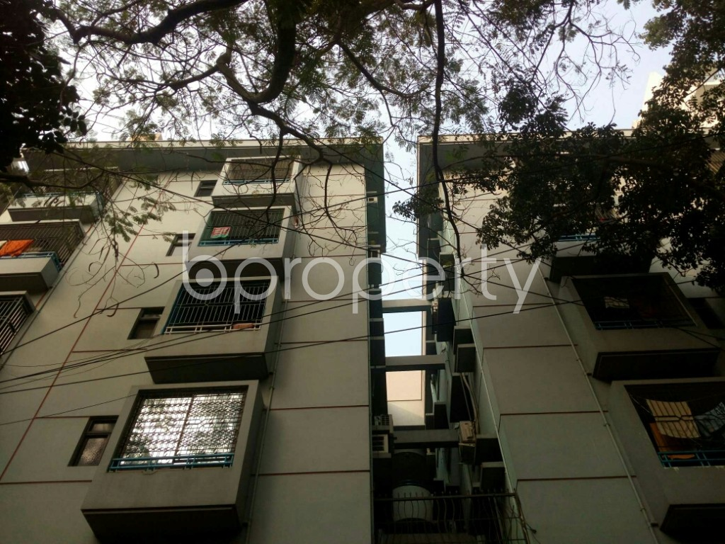 Outside view - 3 Bed Apartment to Rent in Banani, Dhaka - 1978121