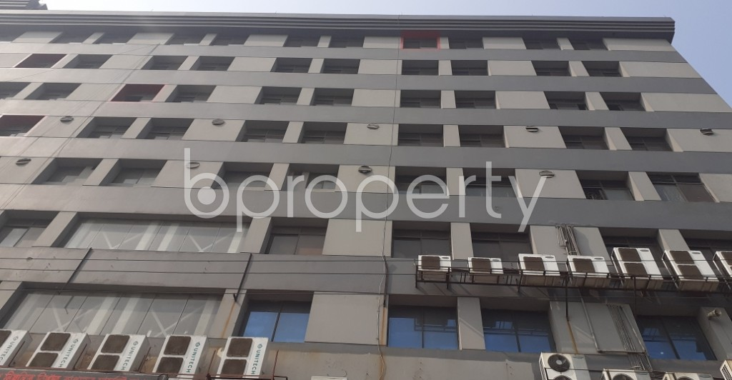 Front view - Shop to Rent in Uttara, Dhaka - 1978204
