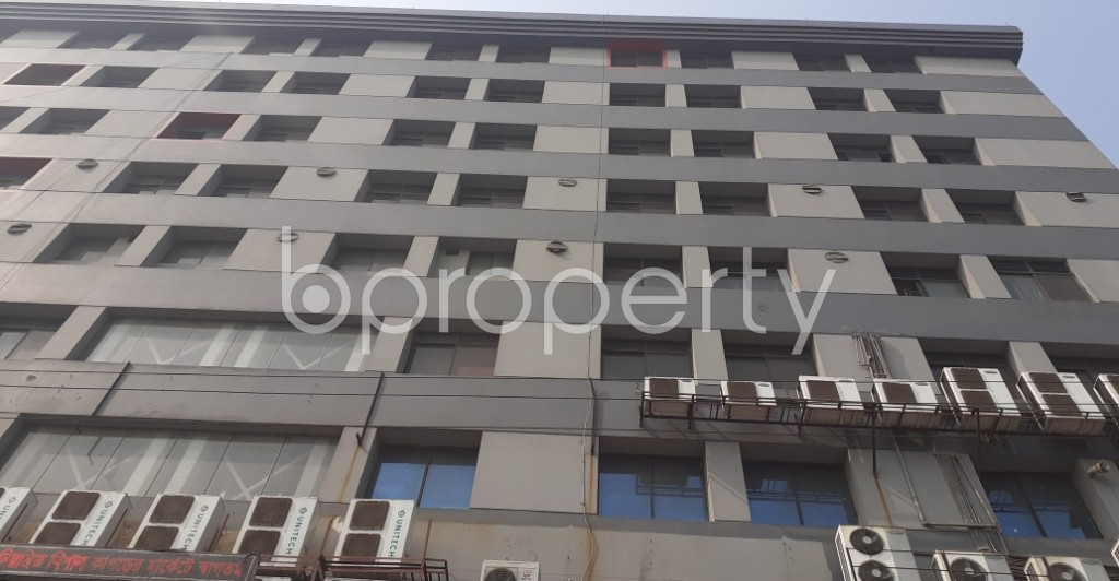 Front view - Shop to Rent in Uttara, Dhaka - 1978205