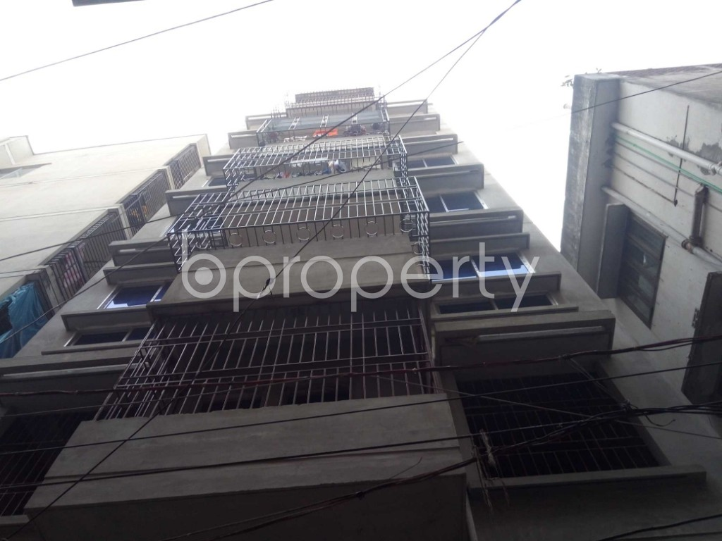 Front view - 2 Bed Apartment to Rent in Dhanmondi, Dhaka - 1978360