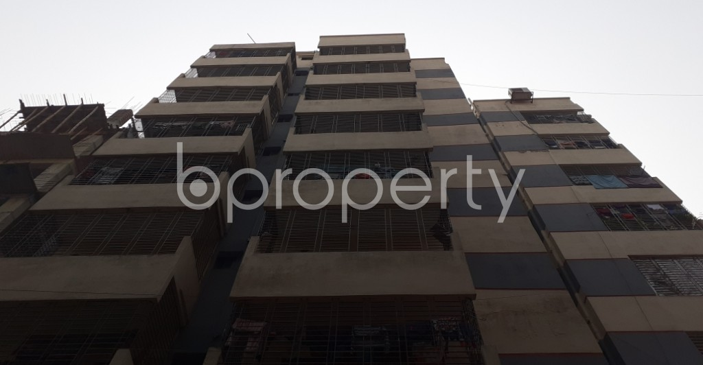 Front view - Shop to Rent in Banasree, Dhaka - 1978361