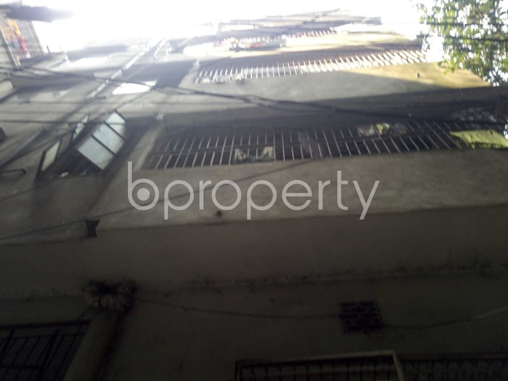 Front view - 2 Bed Apartment to Rent in Dhanmondi, Dhaka - 1978364