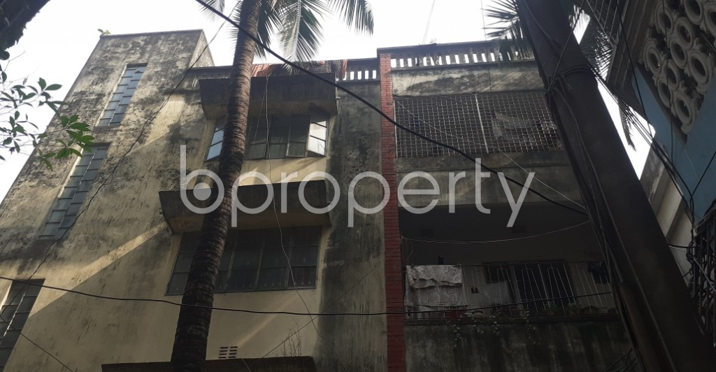 Front view - 3 Bed Apartment to Rent in Dhanmondi, Dhaka - 1978365