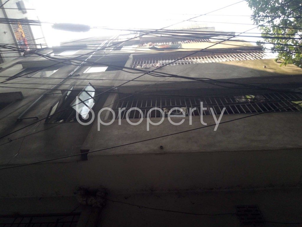 Front view - 2 Bed Apartment to Rent in Dhanmondi, Dhaka - 1978366