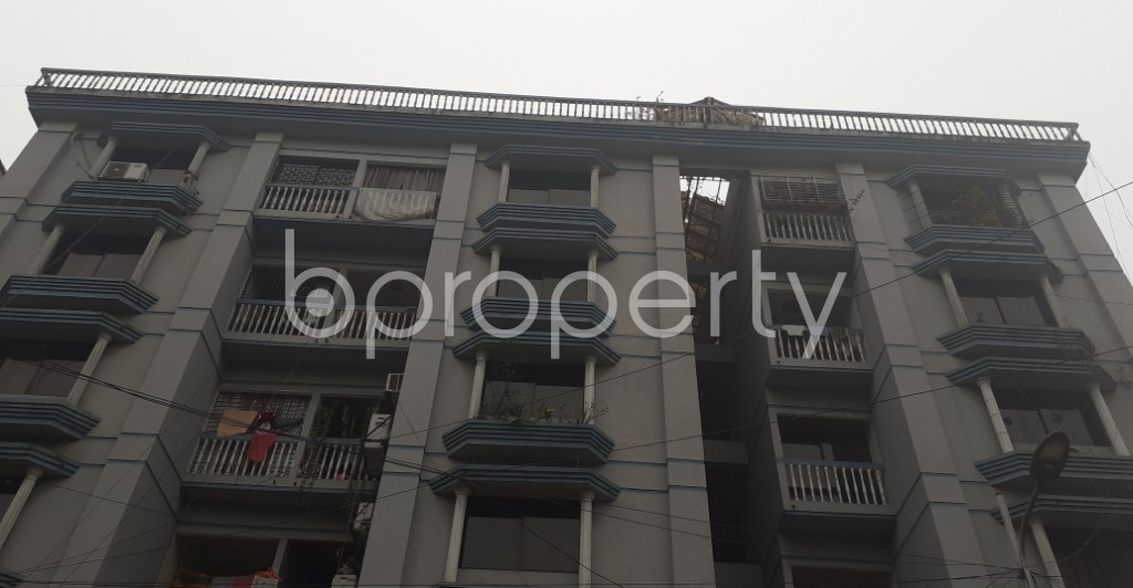Front view - 3 Bed Apartment to Rent in Dhanmondi, Dhaka - 1978383