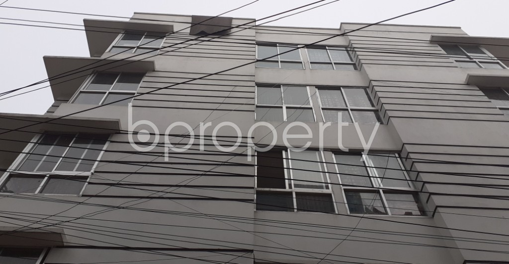 Front view - 2 Bed Apartment for Sale in Mirpur, Dhaka - 1978495