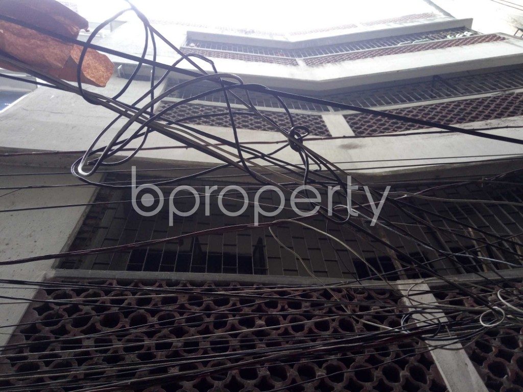 Front view - 3 Bed Apartment to Rent in Dhanmondi, Dhaka - 1978529