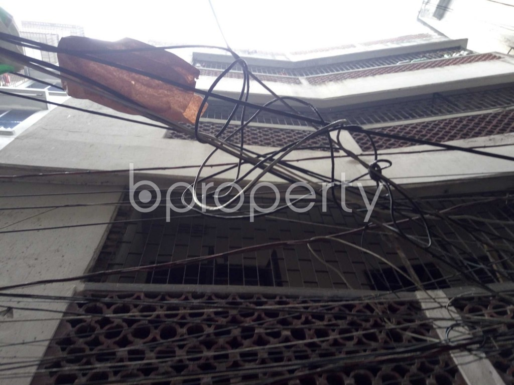 Front view - 3 Bed Apartment to Rent in Dhanmondi, Dhaka - 1978535