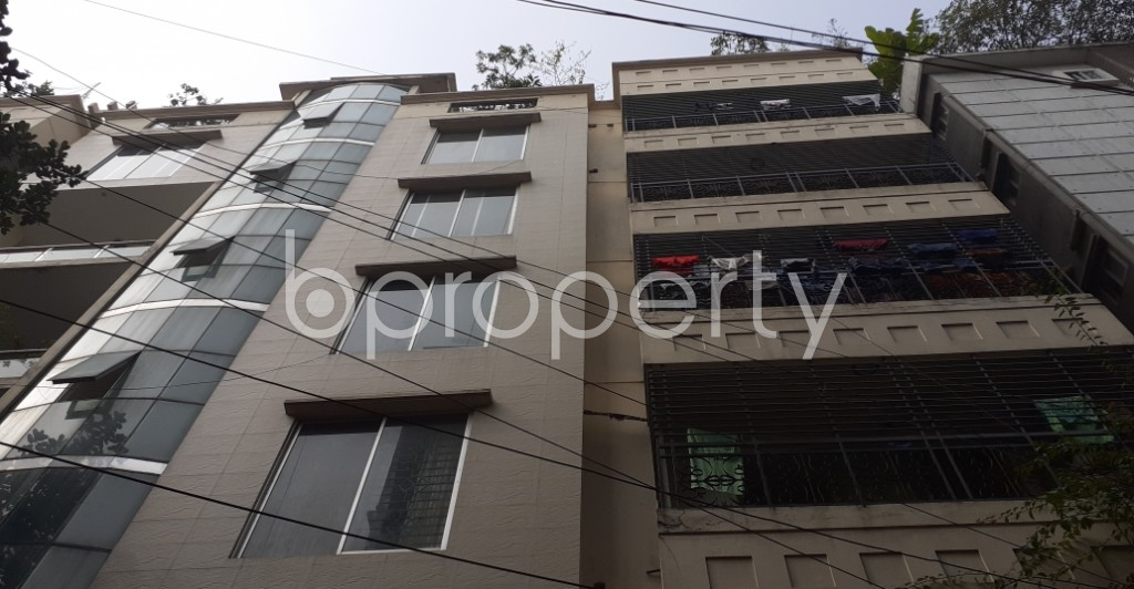 Front view - 3 Bed Apartment to Rent in Mirpur, Dhaka - 1978536