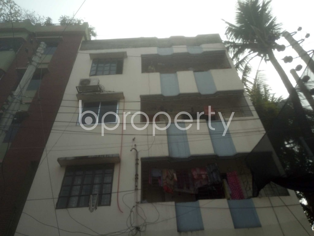 Front view - 2 Bed Apartment to Rent in Mirpur, Dhaka - 1978638