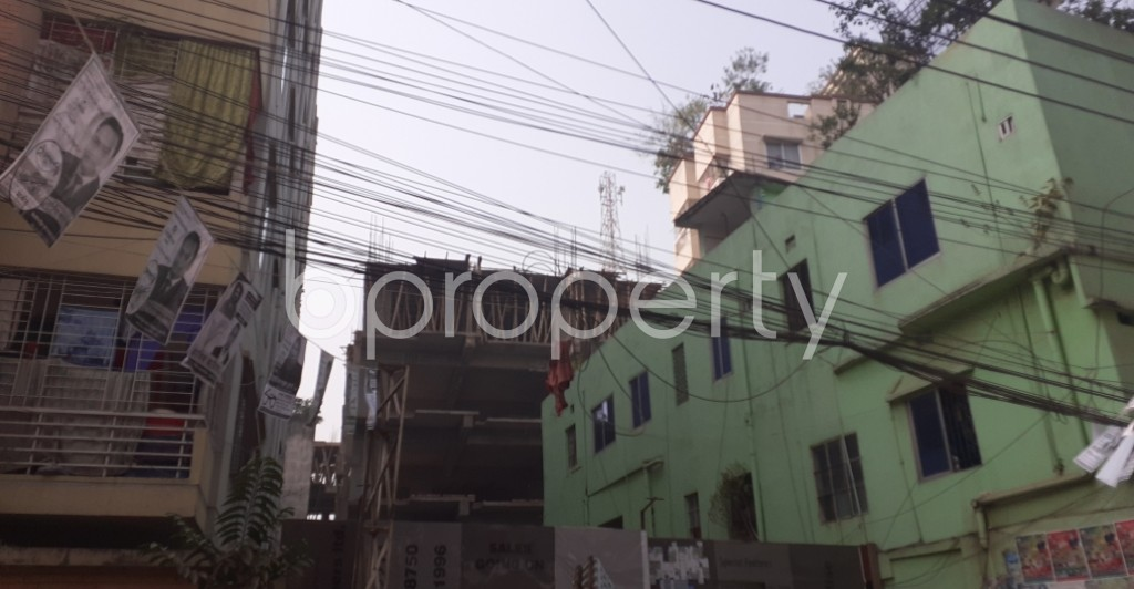Outside view - 3 Bed Apartment for Sale in Dhanmondi, Dhaka - 1978645