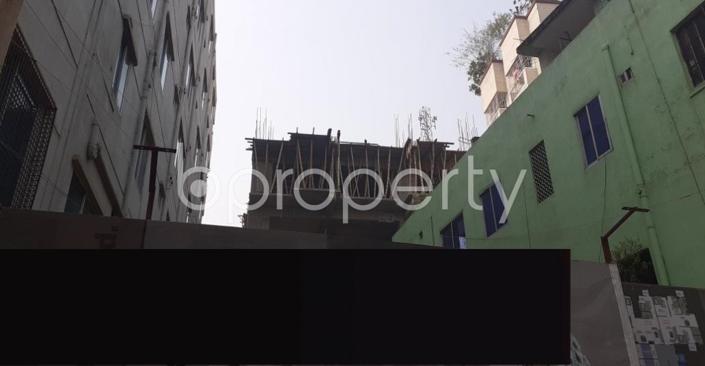 Outside view - 3 Bed Apartment for Sale in Dhanmondi, Dhaka - 1978647