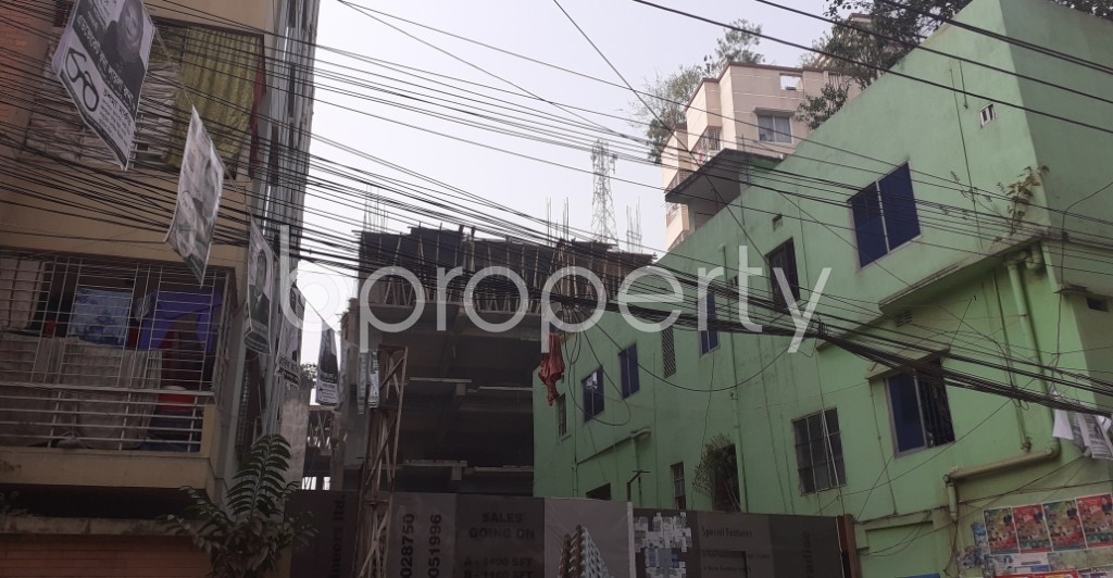 Outside view - 3 Bed Apartment for Sale in Dhanmondi, Dhaka - 1978658