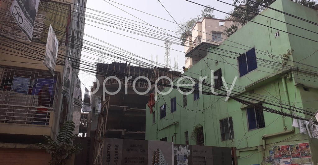 Outside view - 3 Bed Apartment for Sale in Dhanmondi, Dhaka - 1978666