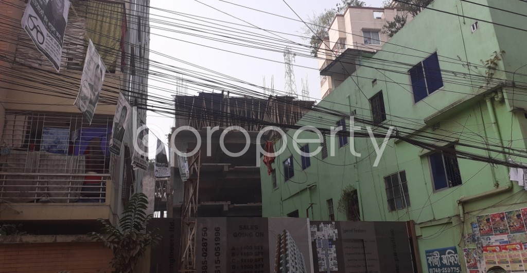 Outside view - 3 Bed Apartment for Sale in Dhanmondi, Dhaka - 1978667
