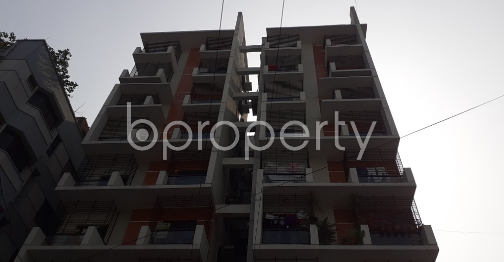 Front view - 3 Bed Apartment to Rent in Uttara, Dhaka - 1978707