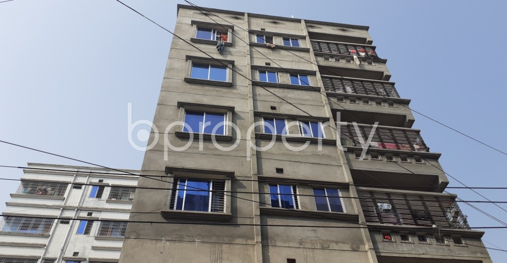 Front view - 2 Bed Apartment to Rent in Shyampur, Dhaka - 1978731
