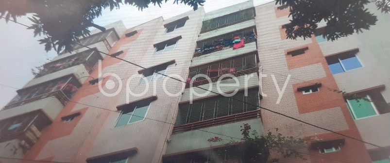Outside view - 3 Bed Apartment to Rent in Bashabo, Dhaka - 1978749