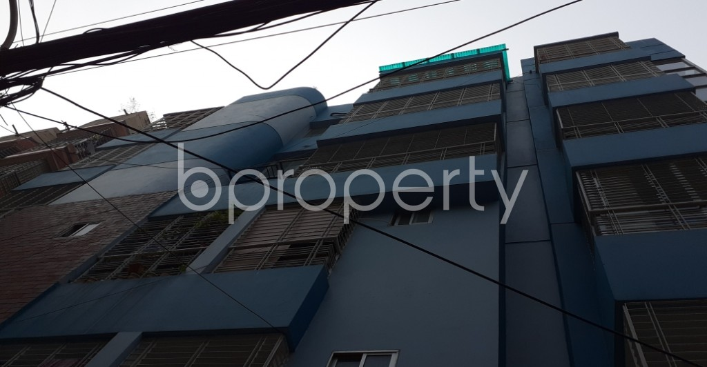 Outside view - Office to Rent in Dhanmondi, Dhaka - 1978765