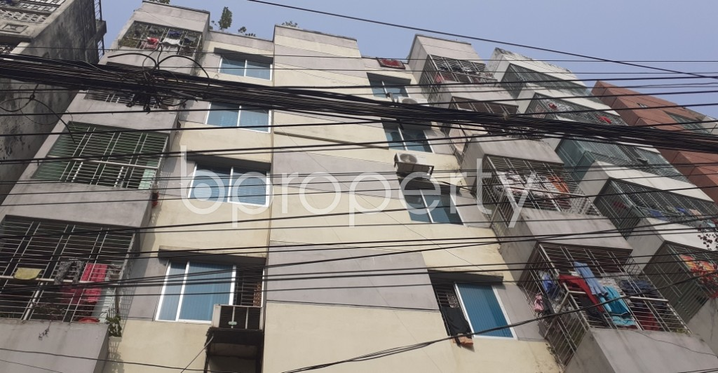 Outside view - 2 Bed Apartment to Rent in Dhanmondi, Dhaka - 1978775