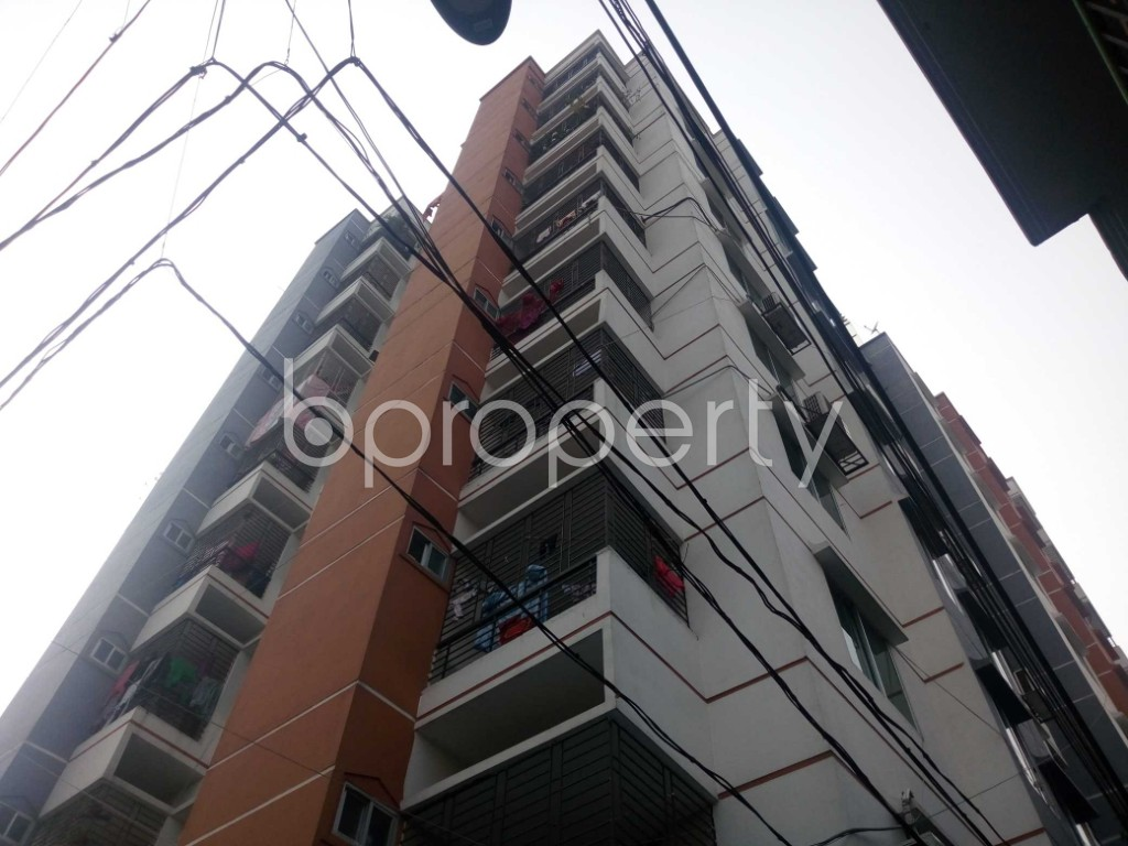 Outside view - 3 Bed Apartment for Sale in Khilgaon, Dhaka - 1978810