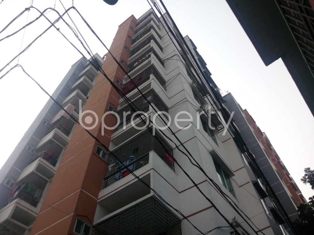 Outside view - 3 Bed Apartment for Sale in Khilgaon, Dhaka - 1978811
