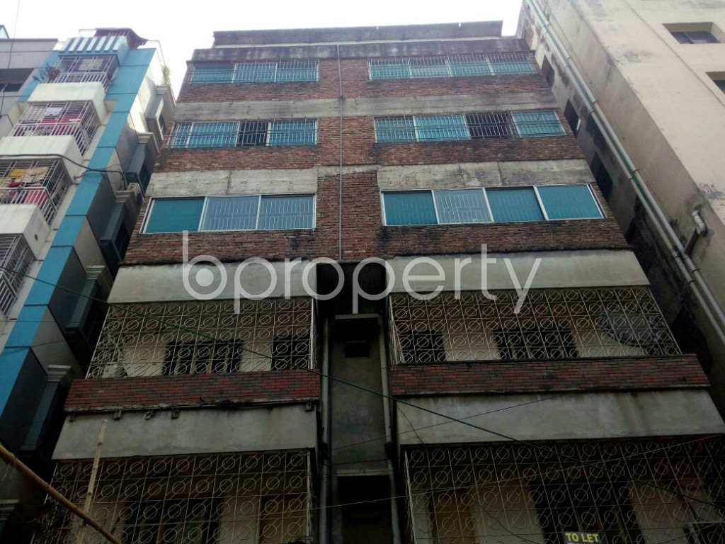 Front view - Office to Rent in Mirpur, Dhaka - 1978838