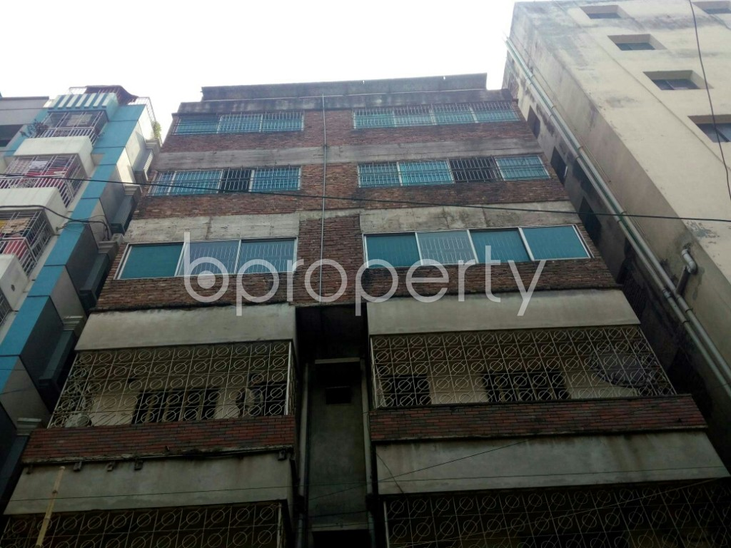 Front view - Office to Rent in Mirpur, Dhaka - 1978839