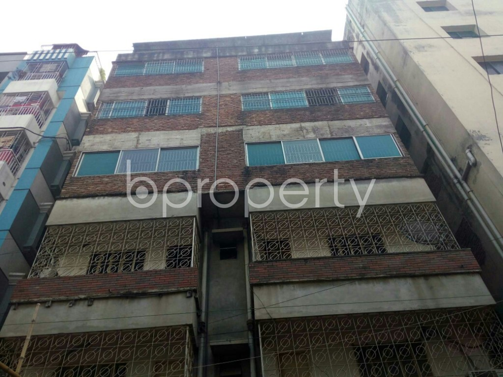 Front view - Office to Rent in Mirpur, Dhaka - 1978840