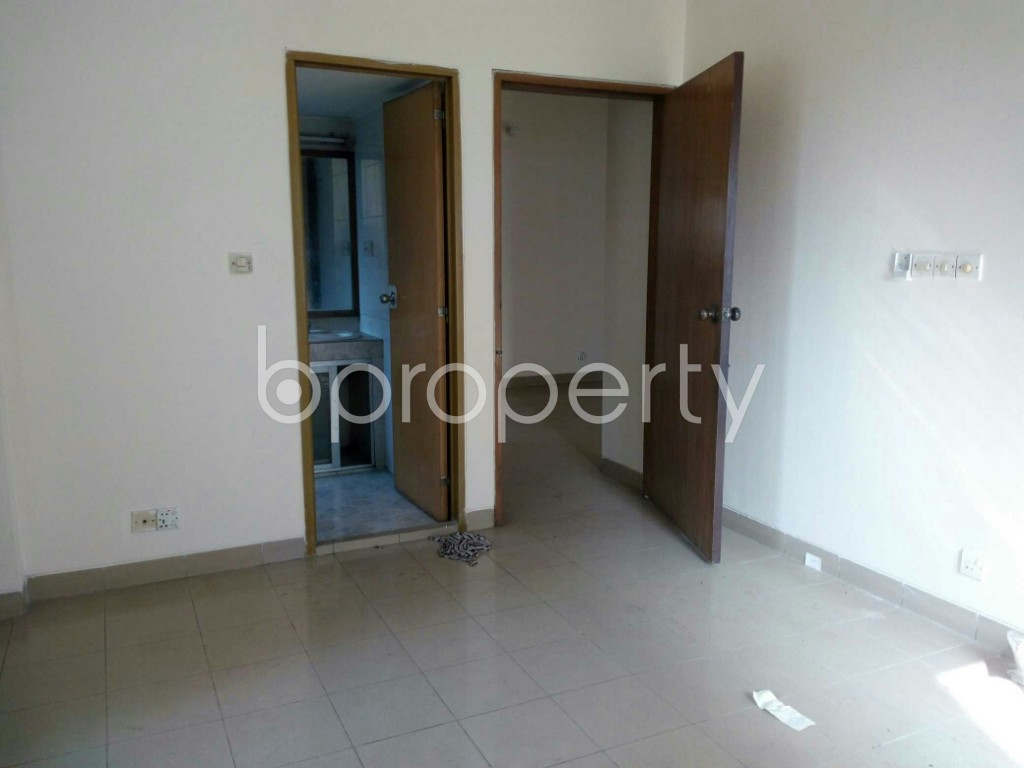 Bedroom - 3 Bed Apartment to Rent in Banani, Dhaka - 1978835
