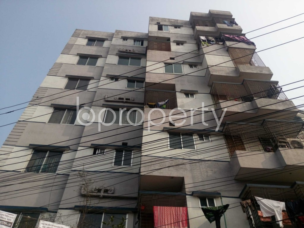Front view - 2 Bed Apartment to Rent in Khilgaon, Dhaka - 1978858