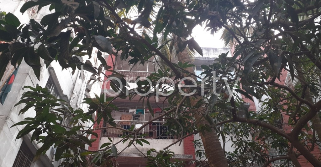 Front view - 2 Bed Apartment to Rent in Mirpur, Dhaka - 1978859