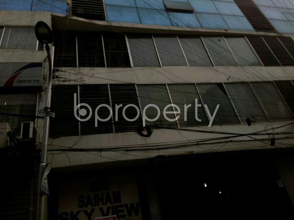 Front view - Office to Rent in Shegunbagicha, Dhaka - 1978861