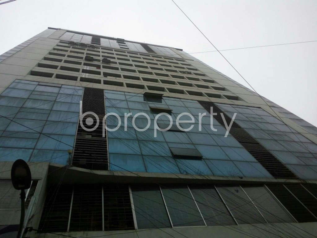 Front view - Office to Rent in Shegunbagicha, Dhaka - 1978863