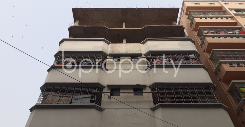 Front view - 1 Bed Apartment to Rent in Shyampur, Dhaka - 1978868