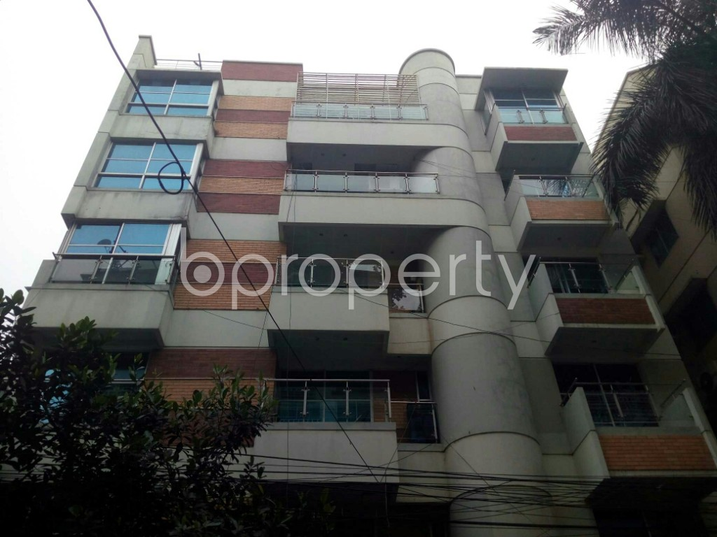 Front view - Office to Rent in Banani, Dhaka - 1978898