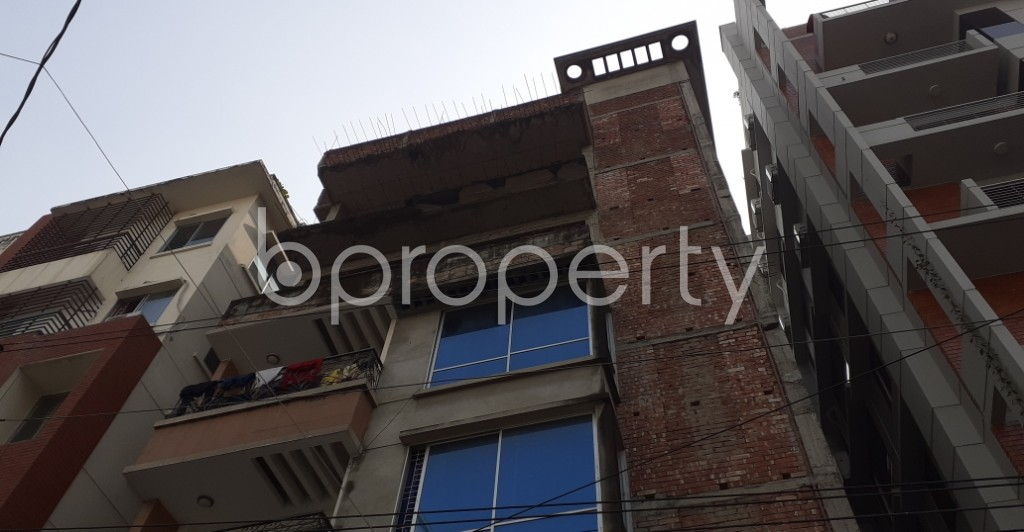Front view - 1 Bed Apartment to Rent in Uttara, Dhaka - 1978947