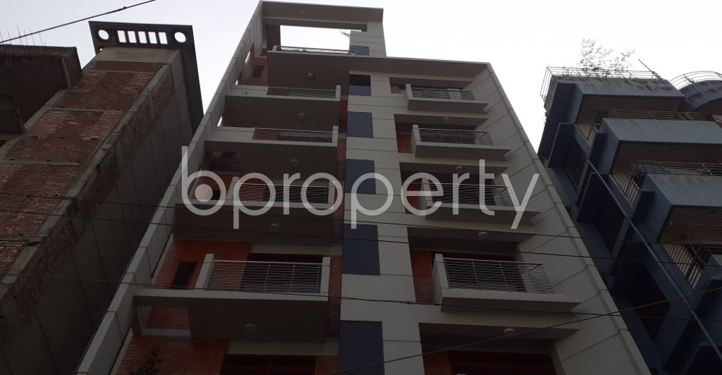 Front view - 3 Bed Apartment to Rent in Uttara, Dhaka - 1978949