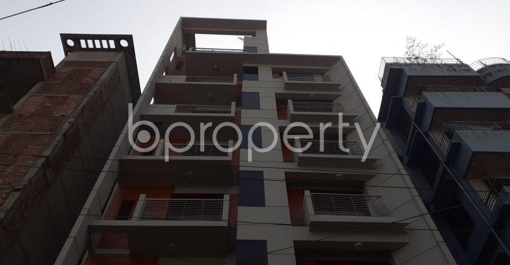 Front view - 3 Bed Apartment to Rent in Uttara, Dhaka - 1978950
