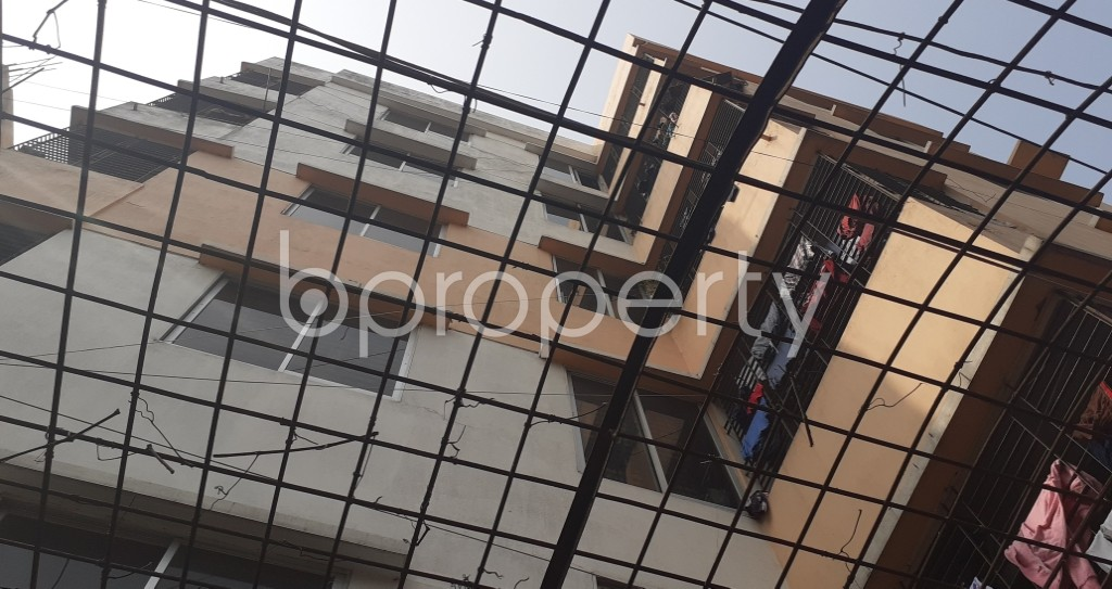 Front view - 2 Bed Apartment to Rent in Mirpur, Dhaka - 1978975