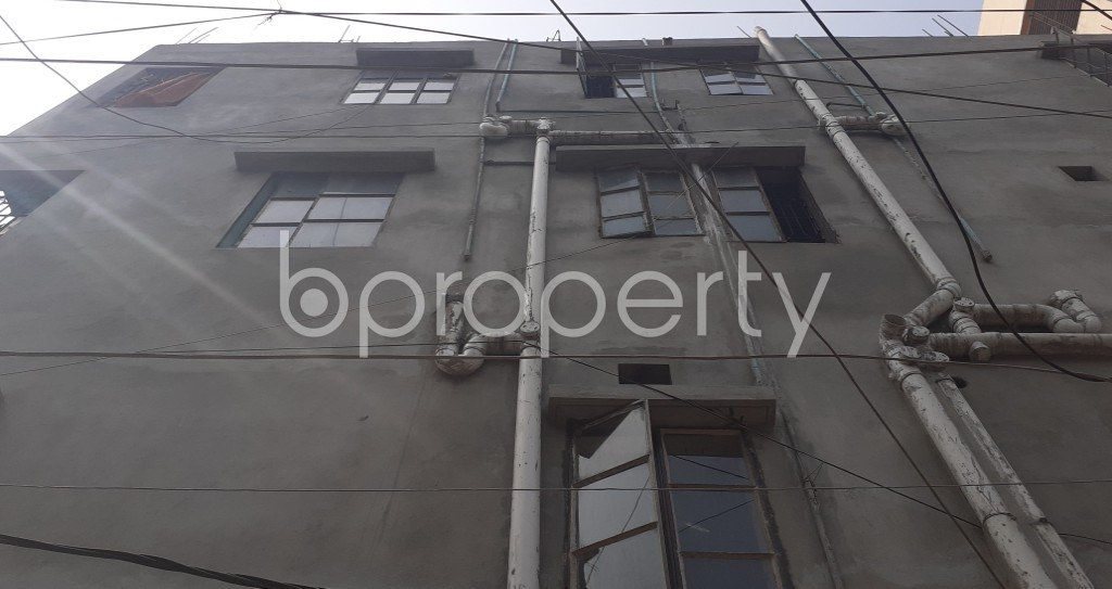 Front view - 2 Bed Apartment to Rent in Mirpur, Dhaka - 1978976