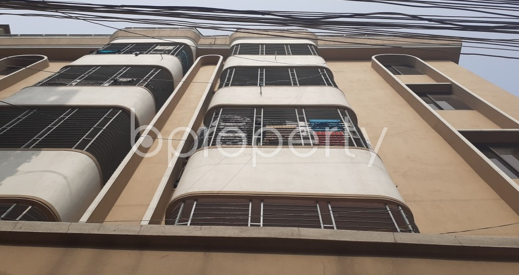Front view - 2 Bed Apartment to Rent in Mirpur, Dhaka - 1978977
